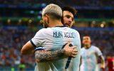 Rapport: Sergio Aguero ødelagt af Messi-situation