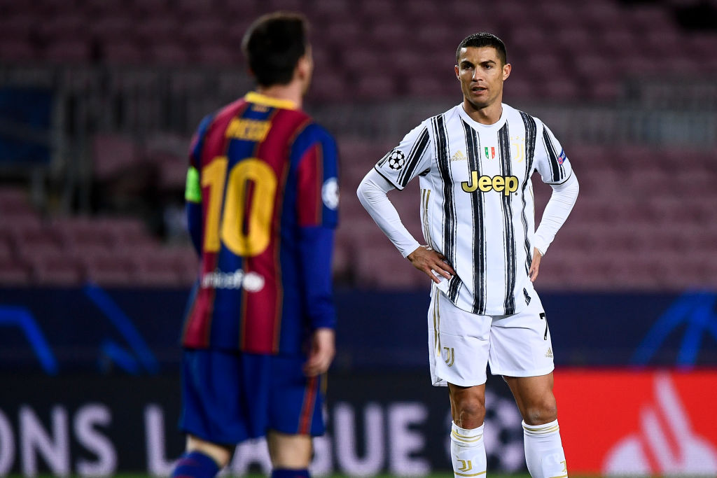 Medier beretter: Barcelona i dialog med Cristiano Ronaldo