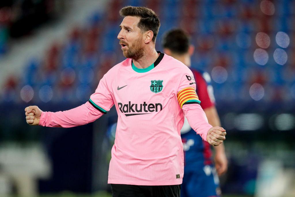 Rapport: Stor udvikling i Messis kontraktsituation