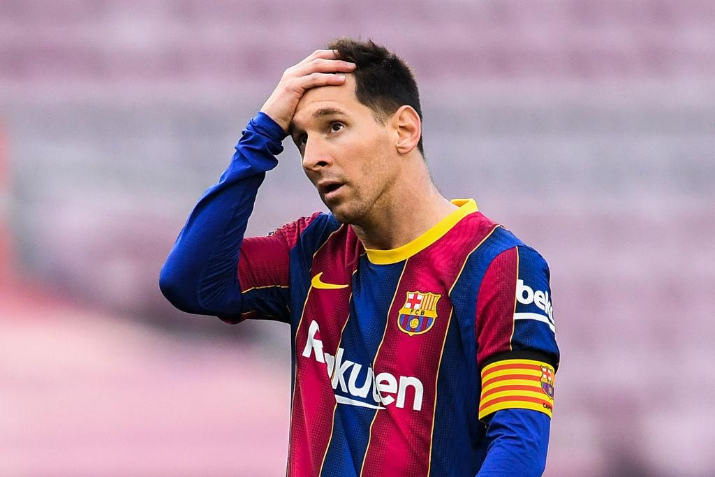 Koeman om Messi-kontrakt: Vi skal være bekymrede