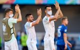 Sergio Busquets: 'Vi var det dominerende hold'