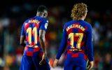 Officiel udmelding: Barca truer undskylder for video af Griezmann og Dembele
