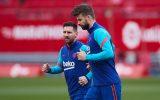Piques besked til Messi: 'Jeg håber du er overbevist'