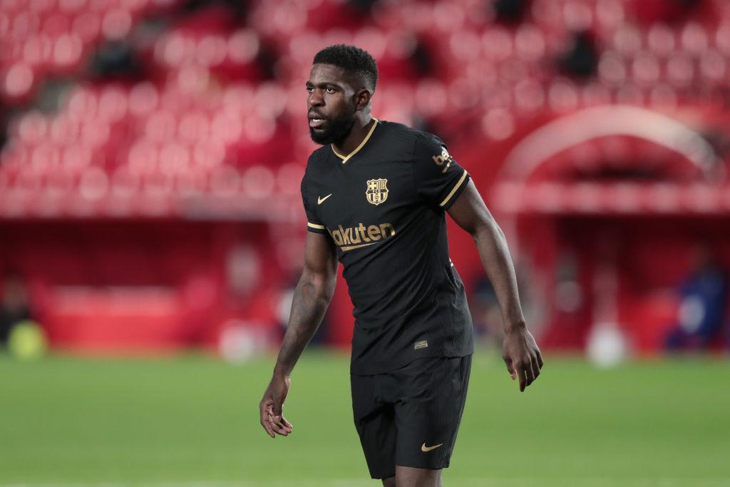 Barca-ledelsen er enig: Samuel Umtiti bliver i klubben