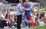 Barca bekræfter: Frenkie De Jong ude med  muskelskadet