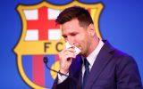 Messi i tårevædet afsked: 'Jeg håber at jeg kan komme tilbage'