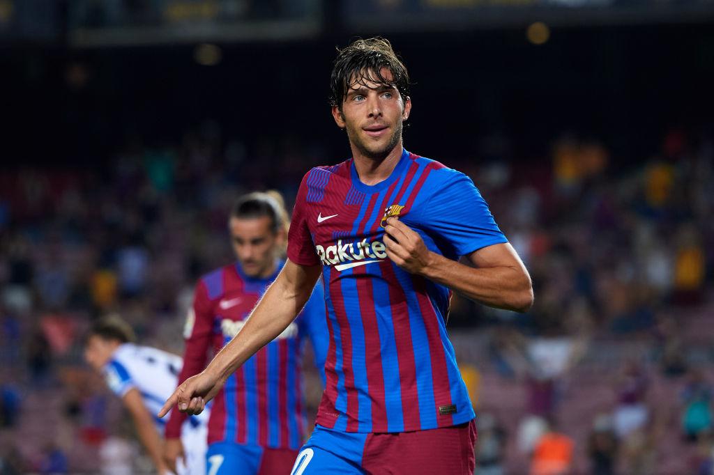 Forhandlinger gået i stå: Barcelona og Roberto ikke enige om forlængelse